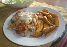 Krabi, Meat, Chicken, Food, Essen, Meals, Yemek, Eten, Cubs