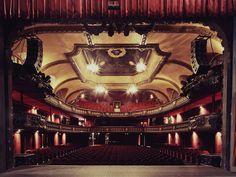 Theater by franck bohbot, via Behance