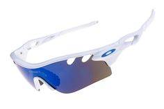 fc46989929 2014 Sale Fake Oakley Radarlock Path Sunglasses Polished White