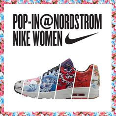 I just entered for a chance to win a pair of Nike Women's #AirMax! Enter at Nordstrom Pop-In. #NordstromPOP
