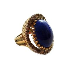 Vintage Cocktail Ring, Panetta.  I wish it was my ring size, unfortunately it is size 7, too small for me!