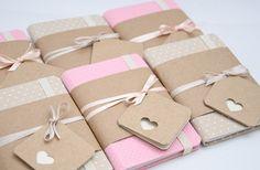 Mini caderno #lembrancinhas #maternidade #weddingfavor #babyshowerfavor