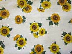 Sunflower Fabrics Images & Pictures - Findpik