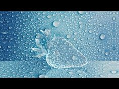 Photoshop Tutorial how to make transparent effects such as ice, at a fruit and water drop images. We'll try to combine both of them, as practiced in the vide...