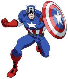 Draw Captain America  daltons  Pinterest  Capt america
