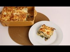 Vegetable Lasagna Recipe - Laura Vitale - Laura in the Kitchen Episode 5...