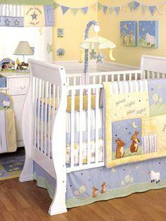 Gender Neutral Nurseries - Nursery Ideas - SLideshow