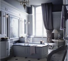 Love this bathing room...