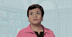 Dr. Carla Hayden, the first woman and the first person of color to hold the post, is a quiet but fierce defender of creative freedom.