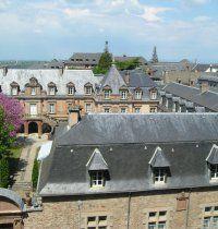 Grand Rodez Rodez Vue A  Rienne La Cath  Drale Le Vieux Rodez