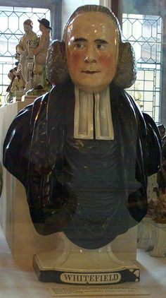George Whitefield Bust