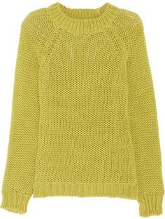 69d5de0f821b6a ShopStyle: Versus Open-knit sweater Versus Versace, Cool Things To Make,  Simple