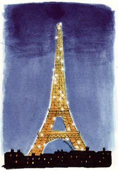 エッフェル塔はパリのシンボル!