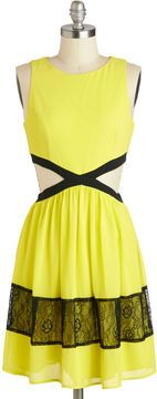 Neon Top of the World Dress on shopstyle.com