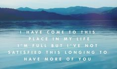 In Over My Head ~ Bethel Music