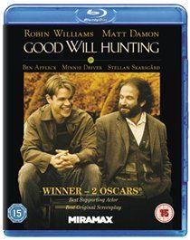 Good Will Hunting Will Hunting (Matt Damon who also co-scripts) is a teenage tearaway who works as a janitor at Americas top university. He writes the solution to a maths problem on a classroom blackboard so impressing http://www.MightGet.com/january-2017-12/good-will-hunting.asp