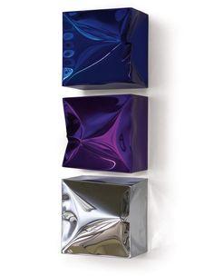 MTT (LORI HERSBERGER Totem No. 4: dark blue, violet,...)