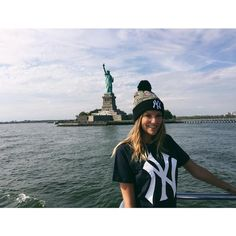"""Chegamos New York! @newerabrasil"""