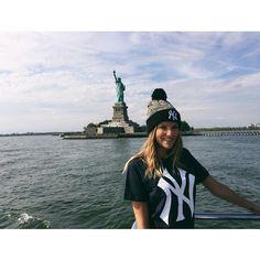 """Chegamos New York! @newerabrasil"""
