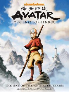 Art of Avatar the Last Airbender    By Mike DiMartino & Bryan Konietzko