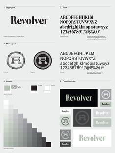 Revolver identity