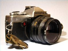 How to Use a 35mm Manual Camera