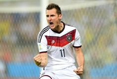 """Alemanha e Gana empatam, mas Klose rouba o """"doce"""" de Ronaldo - Futebol - R7 Copa do Mundo 2014"""
