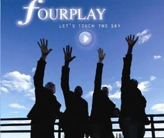"Released on October 25, 2010, ""Let's Touch the Sky"" is the eleventh studio album of Fourplay and the first Fourplay album with Chuck Loeb on the guitar. TODAY in LA COLLECTION on RVJ >> http://go.rvj.pm/9aa"