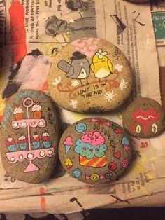 Cute painted rocks