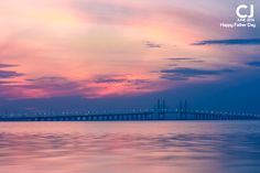 Penang Bridge Sunrise