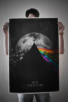 Sick Pink Floyd fan art poster!