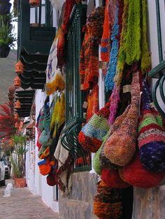 Artesanías! in Colombia