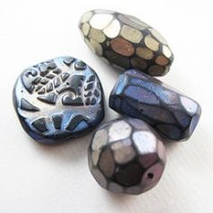 Handmade Beads: How to Make Beads Out of Clay, Paper, Plastic, and Glass: Supplies, Techniques, Tutorials, and More