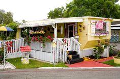 http://www.mobilehomemaintenanceoptions.com/ has maintenance and repair tips for the DIY homeowner.