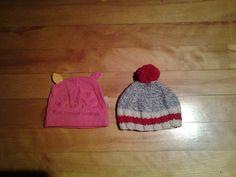 Une toute petite tuque pour petit bichou. Creations, Beanie, Hats, Fashion, Moda, Hat, La Mode, Fasion, Beanies