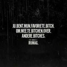 Bitch.