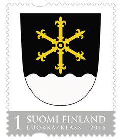 Postage Stamps, Flag, Design, Finland, Science, Stamps, Design Comics