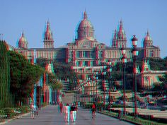 Barcelona in 3D: a Spanish city with many attractions. | SamyRoad
