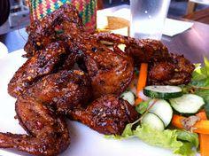 """How to"" Portland restaurant Pok Pok's chicken wings"