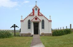 Finding beauty and inspiration at the Italian Chapel in the Orkney Islands | This Is Your KingdomThis Is Your Kingdom