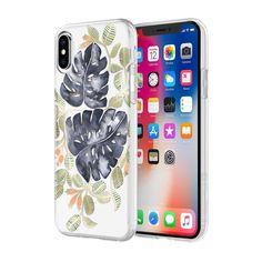 8c59c6c680a4 Incipio Fall Leaves iPhone X Case  Mint Gardener Sarah Simon x Incipio  for  iPhone