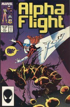 Alpha Flight #47
