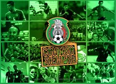 #Sub17 #ContigoSiempre @Selección Mexicana • #LigraficaMX #DiseñoYFútbol