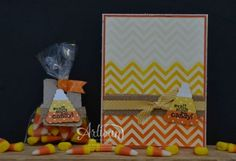 Artisan Wednesday Wow ~ Crazy for Candy Corn ~ Sleepless Stamper