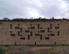 new cliffside residential complex by romano adolini architects