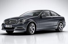 Mercedes-Benz ofrece un nuevo paquete deportivo en el Clase C Coupé - Revista del motor