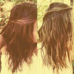 #chevaux #hair
