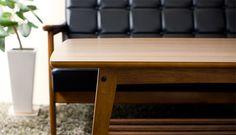 カリモク60 リビングテーブル - D&DEPARTMENT PROJECT