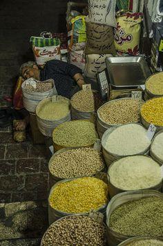 Tabriz Bazaar, Iran - one of the oldest bazaar in Middle East