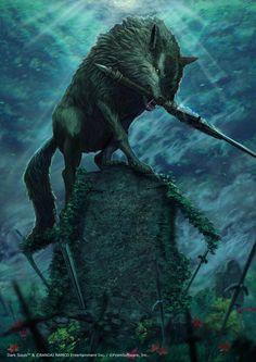 Sif The Grey Wolf by Gustavo Torqueto